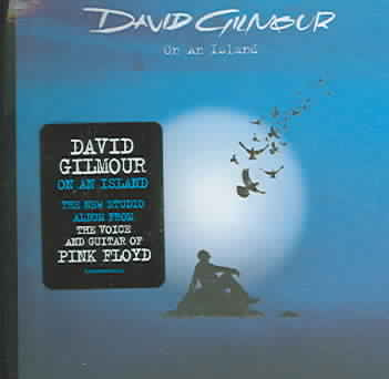 ON AN ISLAND BY GILMOUR,DAVID (CD)